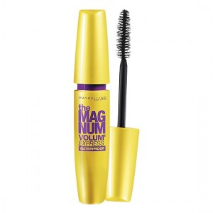 Mascara Làm Dày Mi Maybelline The Magnum Volum' Express Waterproof