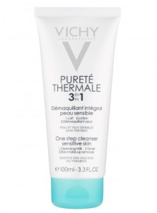 SRM tẩy trang 3in1 Purete Thermale Vichy 100ml M2914520