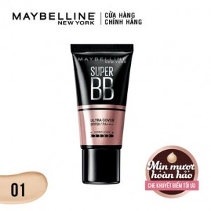 Kem nền BB Super Cover #01 Maybelline G2749700