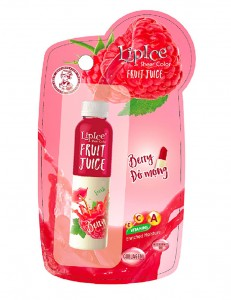 Son Sheer color Fruit Juice 4g - Berry Đỏ mọng