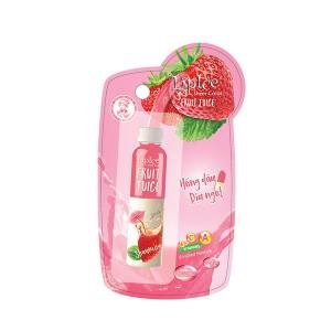 Son Sheer color Fruit Juice 4g - Hồng dâu dịu ngọt