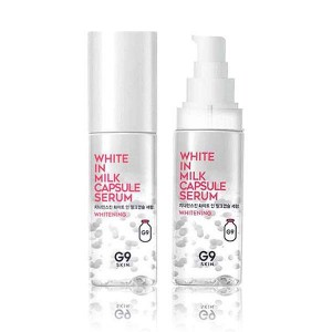 Tinh Chất G9 Skin White In Milk Capsule Serum