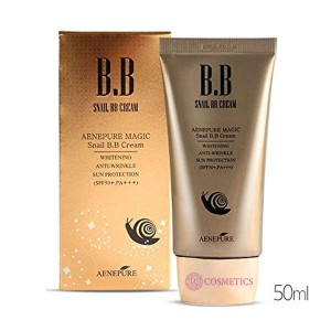 KEM NỀN AENEPURE MAGIC SNAIL BB CREAM 50ml