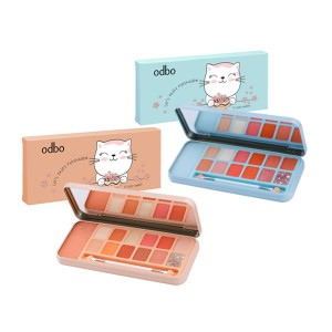 Phấn Mắt Odbo Lets Enjoy Eyeshadow OD0297