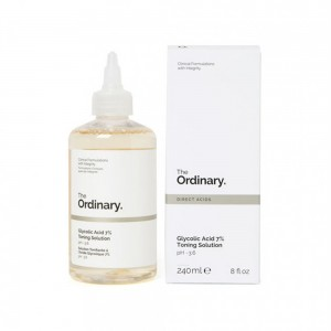 Nước hoa hồng the Ordinary Glycolic Acid 7% Toning Solution