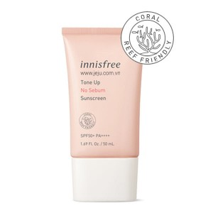 Chống nắng Innisfree Tone Up No Sebum