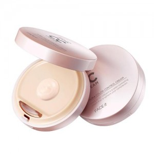Kem nền The Face Shop Face  Cream Natural Beige SPF30 PA++