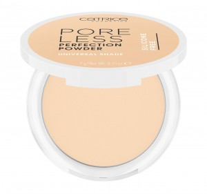 Phấn phủ Catrice Pore Less 010