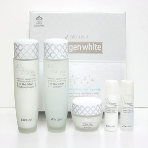 Set 3W Clinic Collagen White Skin Care