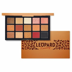 Phấn Mắt 15 Ô Etude House Play Color Eye Palette Leopard Runway