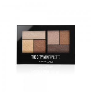 Bảng Phấn Mắt Maybelline New York The City Mini Palette