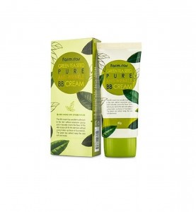 Kem nền BB Cream Farm Stay Green Tea Seed (Tuýp)