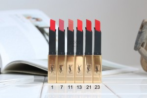 Son YSL The Slim 01 Rouge Extravagant