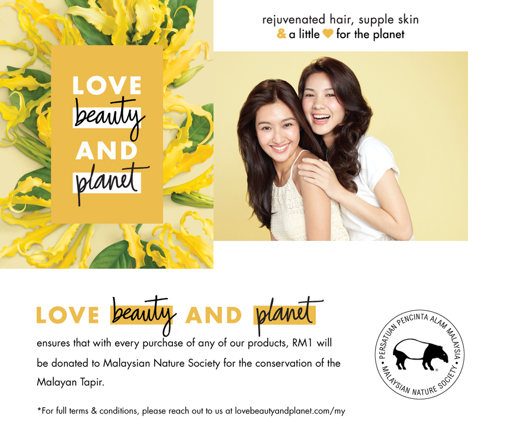 love beauty planet sua tam vang phuc hoi da kho 400ml 1
