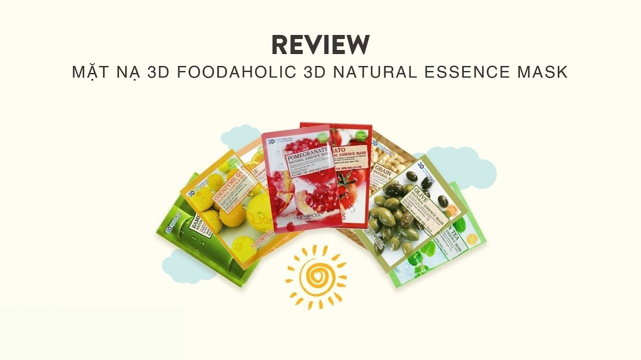 mat na 3d foodaholic review