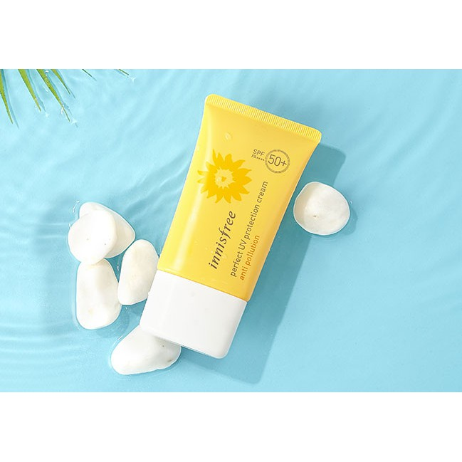 Review kem chong nang innisfree perfect uv protection cream 2