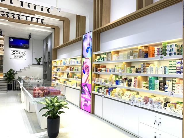 Shop mỹ phẩm Hàn Quốc tại Hà Nội