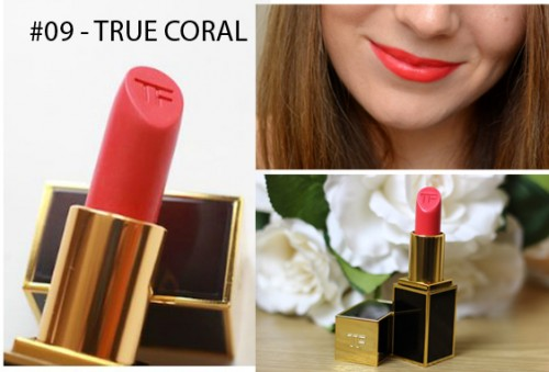 Son Tom Ford #09 True Coral 1
