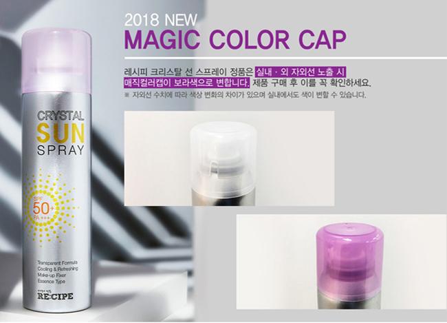 xit chong nang crystal sun spray 10