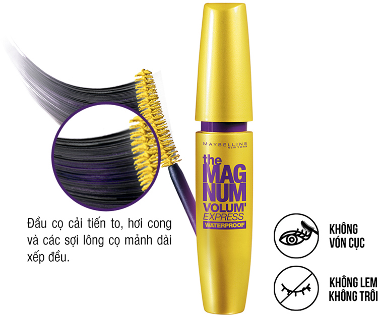 mascara the mag num maybelline g1521701 2