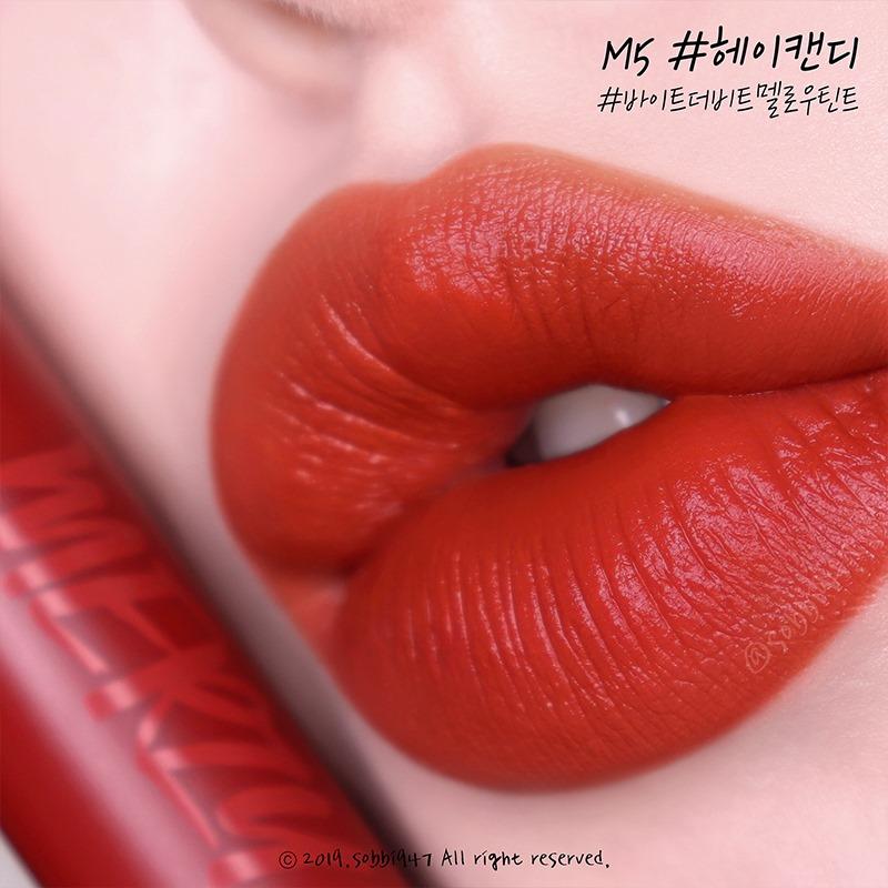 Son kem Merzy M8 Brie Rose