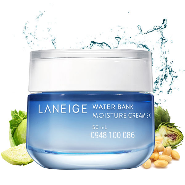 kem duong am cap nuoc laneige water bank moisture cream ex 50ml 11