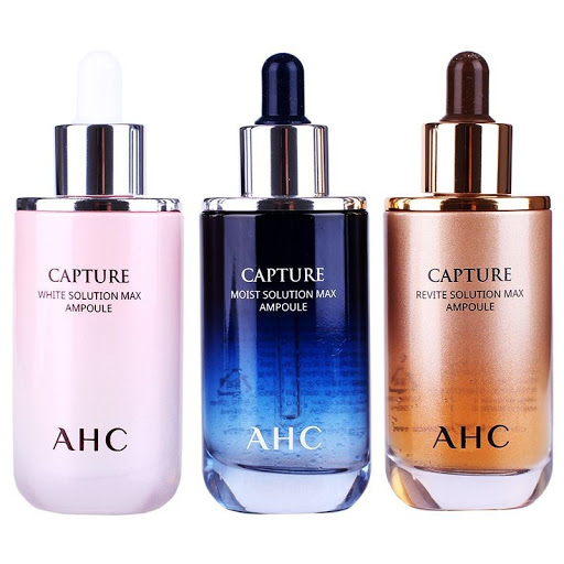 serum ahc capture moist solution max ampoule 50ml xanh 3