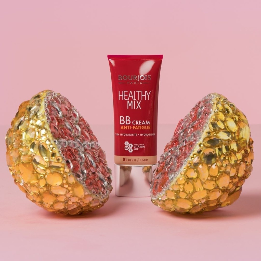kem bourjois healthy mix bb cream 4