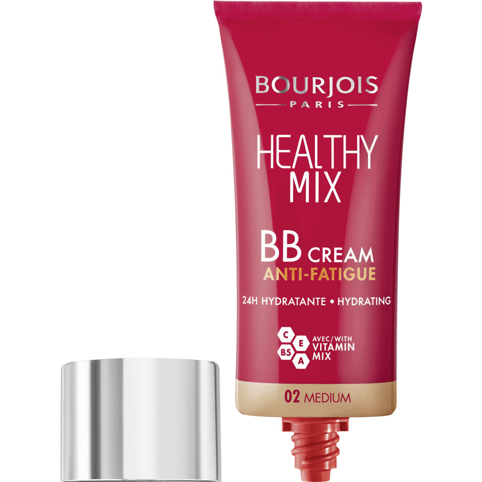 kem bourjois healthy mix bb cream n02
