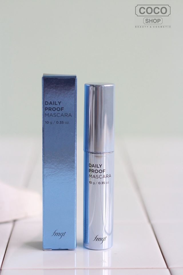 mascara the face shop daily proof 1