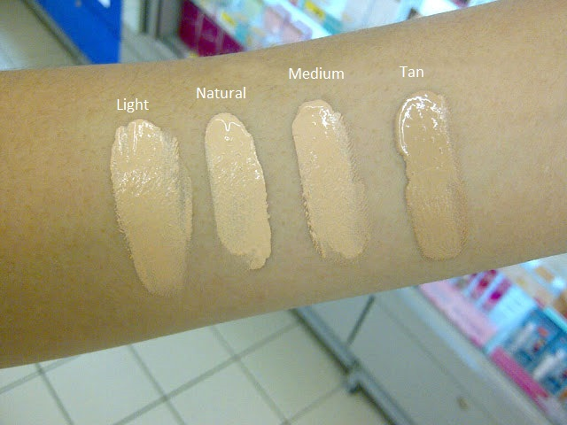 kem nen silkygirl skin perfect liquid foundation 1