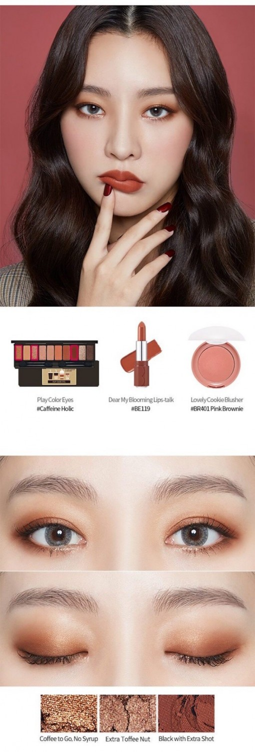 phan mat 10 o etude house play color eyes caffeine holic 2