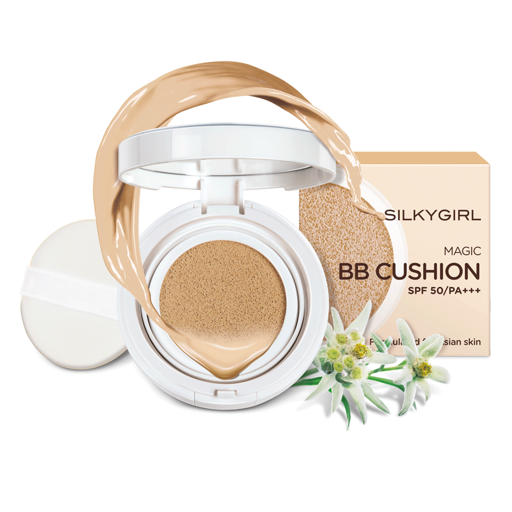 phan nuoc silkygirl magic bb cushion 5