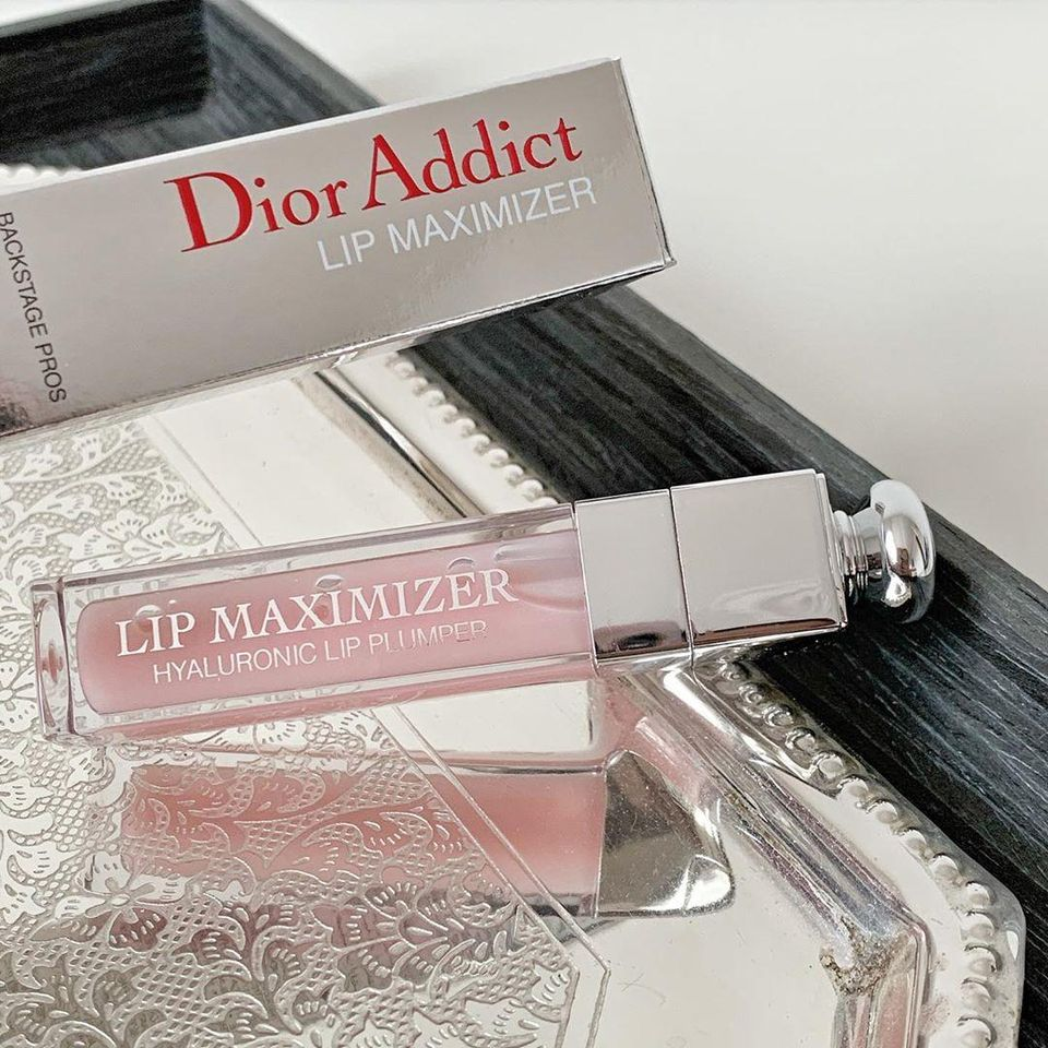 son duong dior addict lip maximizer 001 pink 3
