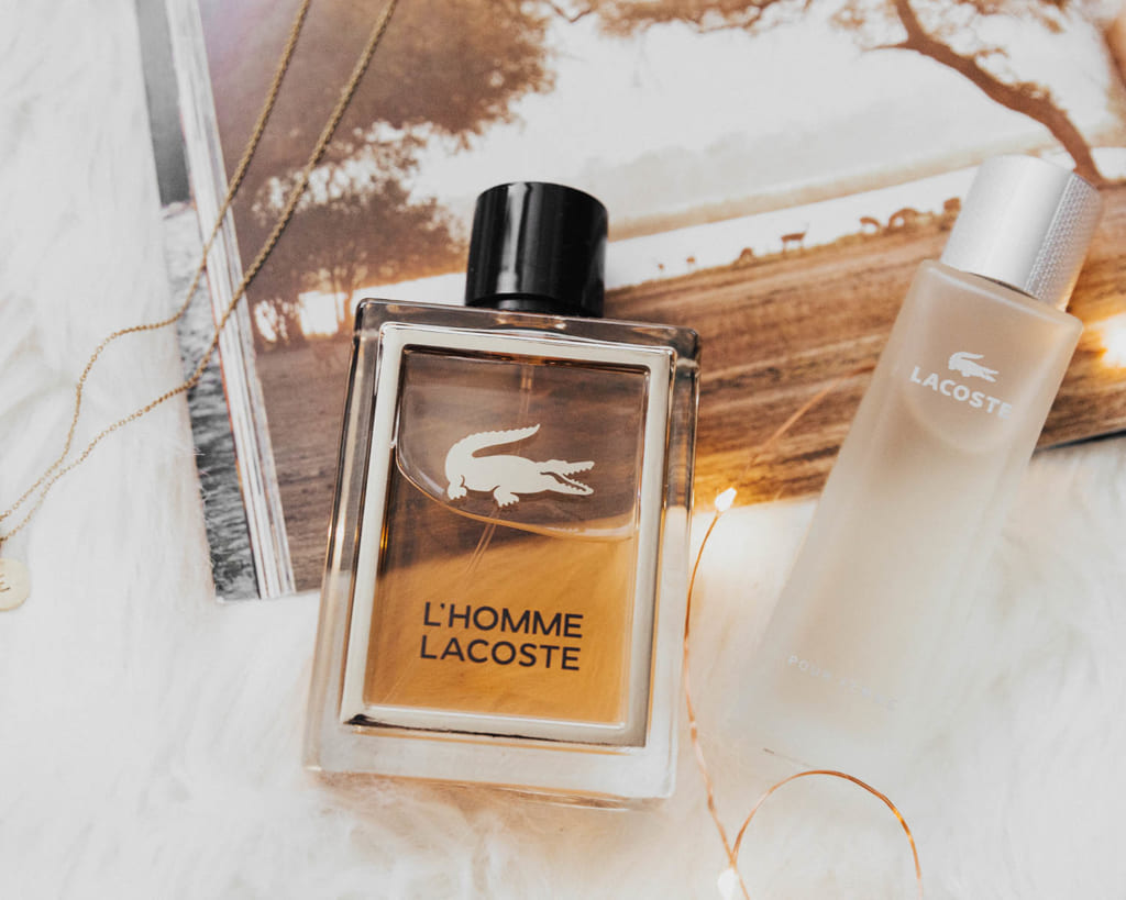 Lacoste Perfume His Hers Fragrances 1024x819
